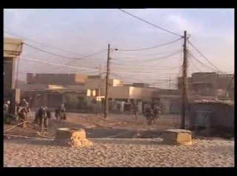 The War In Iraq. Tank Camera . The Best War Footage , you ever seen  on youtube!!