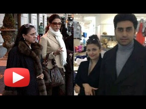 Abhishek Bachchan to solve clashes between Aishwarya and Jaya Bachchan - Find out