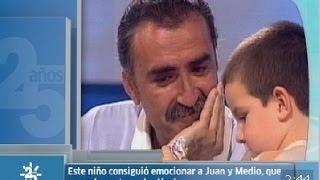 25 Años De Canal Sur: Las Lágrimas De Juan Y Medio