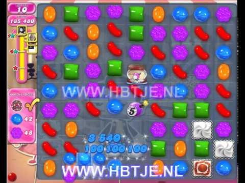 Candy Crush Saga level 529