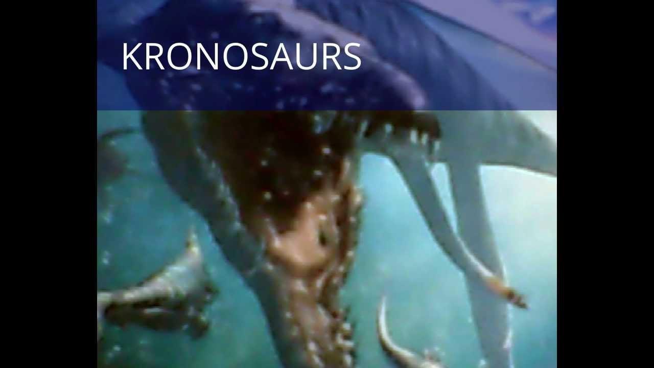 Vs Kronosaurus Related...