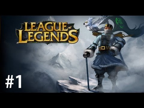 Let's Play League of Legends (feat. iTempoo) - #001 - Schnelle Runde!