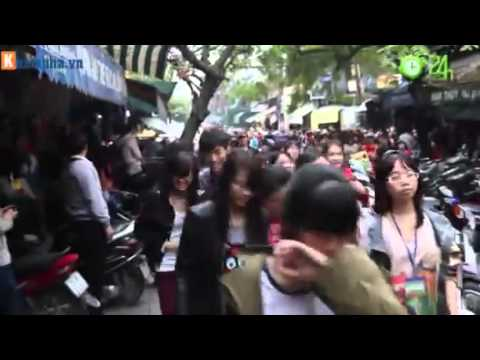 Fan Việt cào xé, nắm tóc sao Hàn-running man sang viet nam