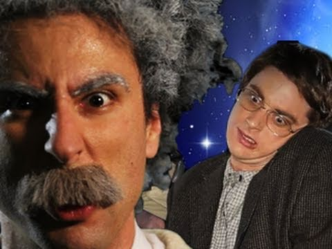 Einstein vs Stephen Hawking - Epic Rap Battles of History #7