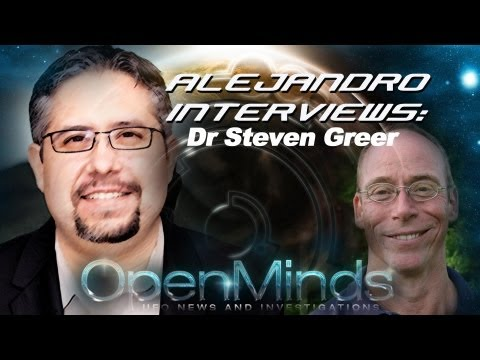Steven Greer UFO Int @ Citizen Hearing on Disclosure