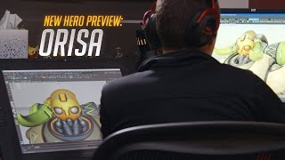 Overwatch - New Hero Preview: Orisa