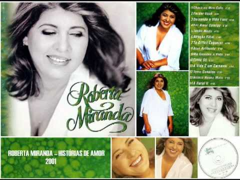 Roberta Miranda - Histórias de Amor (2001) - CD Completo