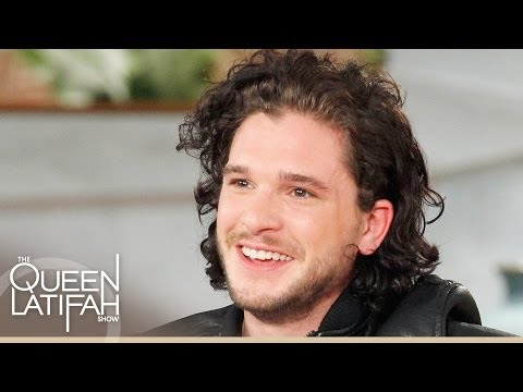 "Kit Harington Talks ""Game Of Thrones"" And Working in Iceland"