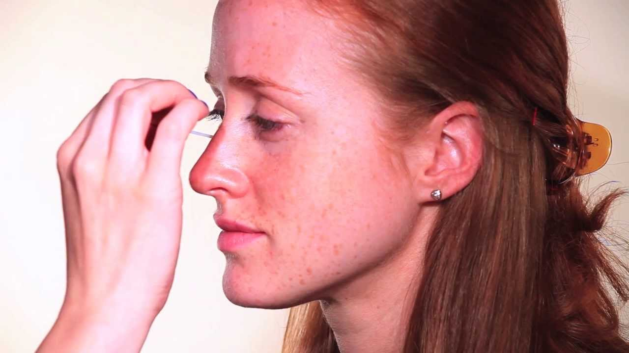 redhead makeup tips makeup tips for freckles how to. Black Bedroom Furniture Sets. Home Design Ideas