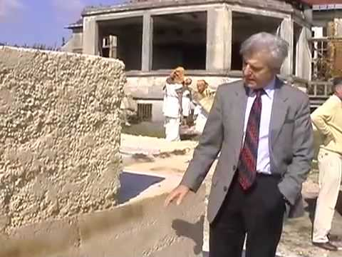 How the pyramids where built in Egypt
