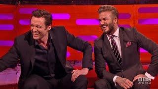 David Beckham'a Proudest Football Moments