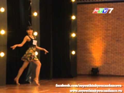 [SYTYCD2] Thử Thách Cùng Bước Nhảy - Tập 1 - Phạm Bảo Long