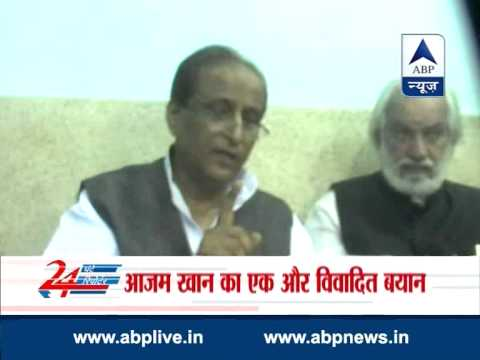 EC acting at behest of central government like CBI: Azam Khan