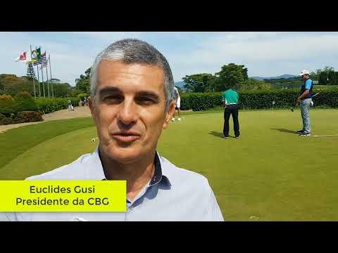 Início de temporada do golfe brasileiro em 2018