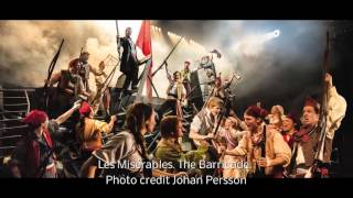 Les Miserables Production Photographs Cast 2015 - 2016