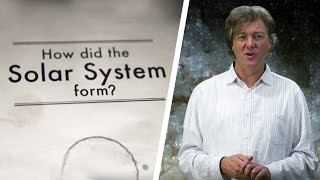 How Did The Solar System Form? - James May's Things You Need To Know - Brit Lab - BBC