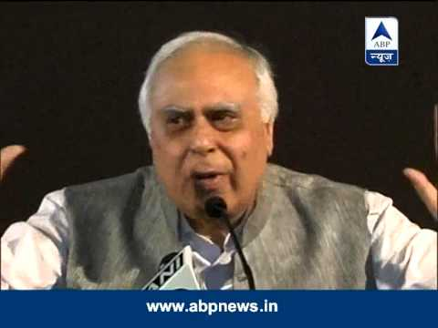 Kapil Sibal challanges Modi for a debate