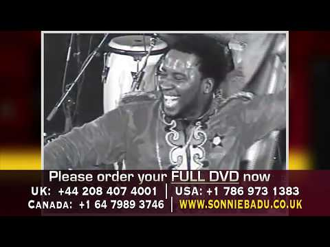 Sonnie Badu - Africa Worship Live in London