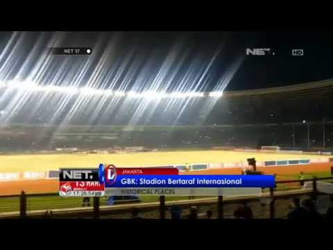 NET 17 - Historical Places - Gelora Bung Karno