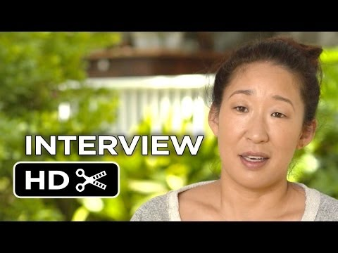 Tammy Interview - Sandra Oh (2014) - Melissa McCarthy Comedy HD