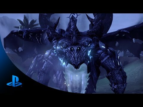 The Elder Scrolls Online - E3 2013 Gameplay Trailer