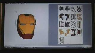 How To Build An Iron Man Helmet