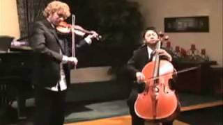Super Mario Bros for Violin and Cello