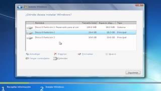 Como Descargar Formatear E Instalar Windows 7