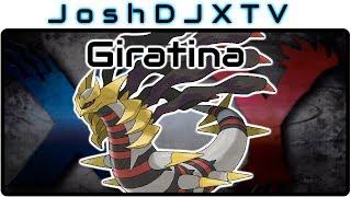 Giratina Forms Pokemon X And Y
