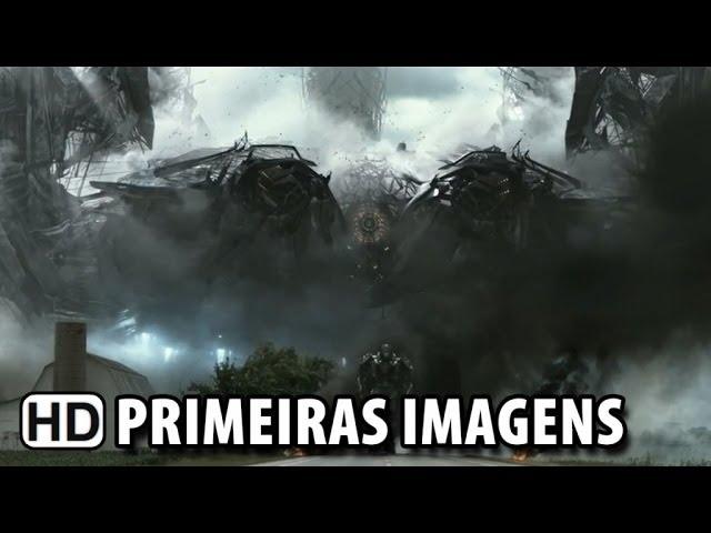 Transformers: A Era da Extinção - Comercial com primeiras imagens Legendado (2014) HD