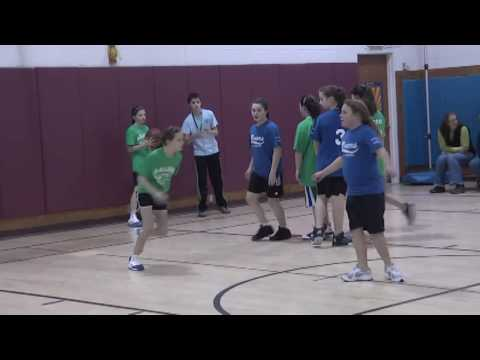 Champlain-Rouses Point - Mooers 5&6 Girls 1-28-12