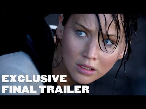 The Hunger Games: Catching Fire - EXCLUSIVE Final Trailer, The Hunger Games: Catching Fire... Coming to theaters November 22nd, 2013.