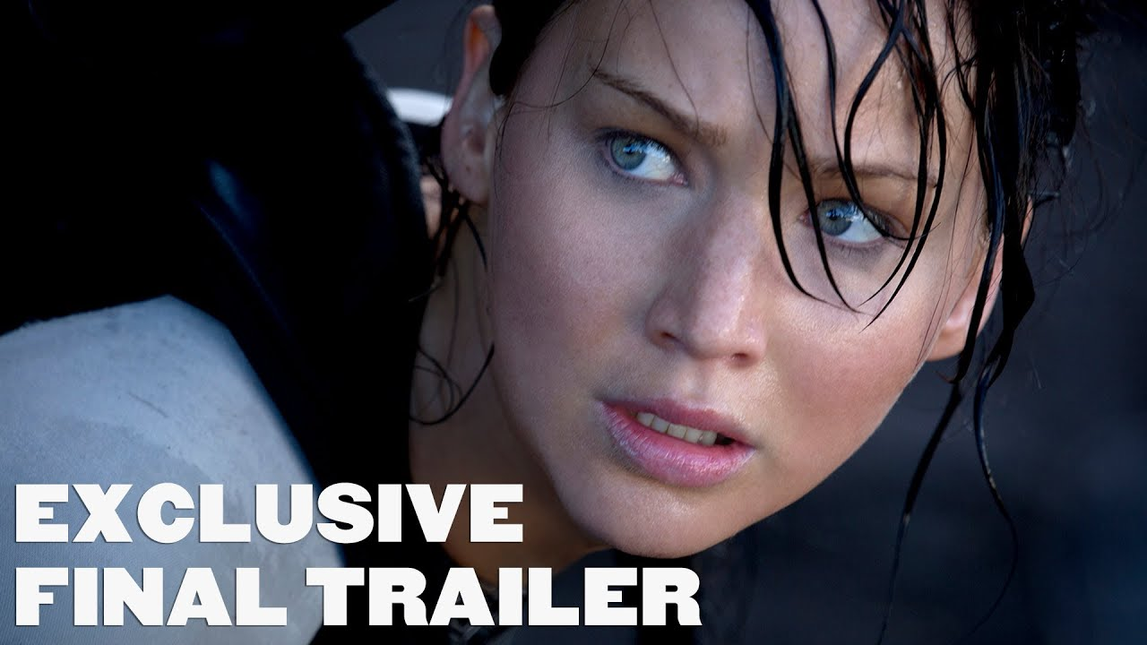 Hunger Games Catching Fire Scenes