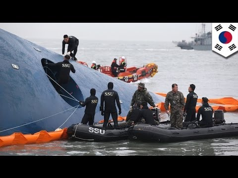 No new survivors found in South Korea ferry disaster