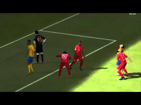 Xem Cao Thủ FIFA Online 3 Hàn Quốc Biểu Diễn Kĩ Thuật Phiên Bản Mới 2016