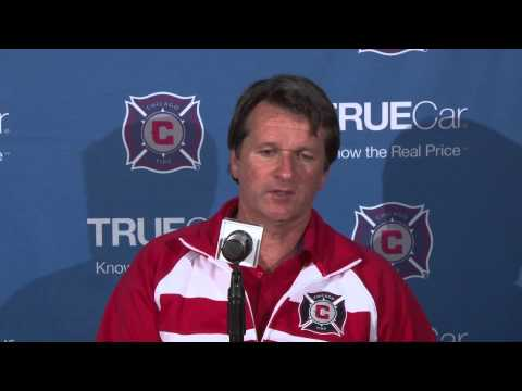 Frank Yallop speaks on the Fire's 1-1 draw with Philadelphia | POST GAME