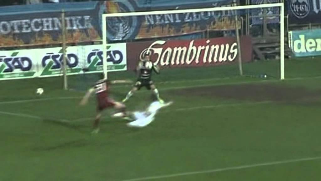 Synot Slovacko 0-1 Sparta Praha