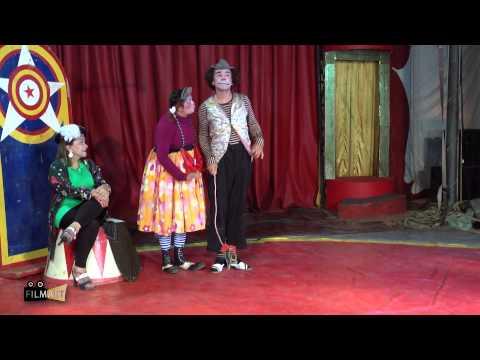 Participação do Circo Grock - O Canto da Lira