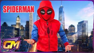 Spiderman Homecoming - Kids Songs In Real Life! | Gorgeous Movies