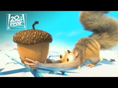 Ice Age: Continental Drift | Ice Age 4: Scrat Continental Crack Up HD | 20th Century FOX