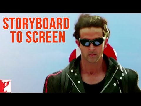 Storyboard to Screen - Dhoom 2