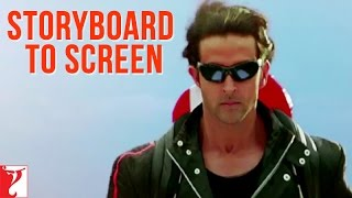 Storyboard To Screen Dhoom 2