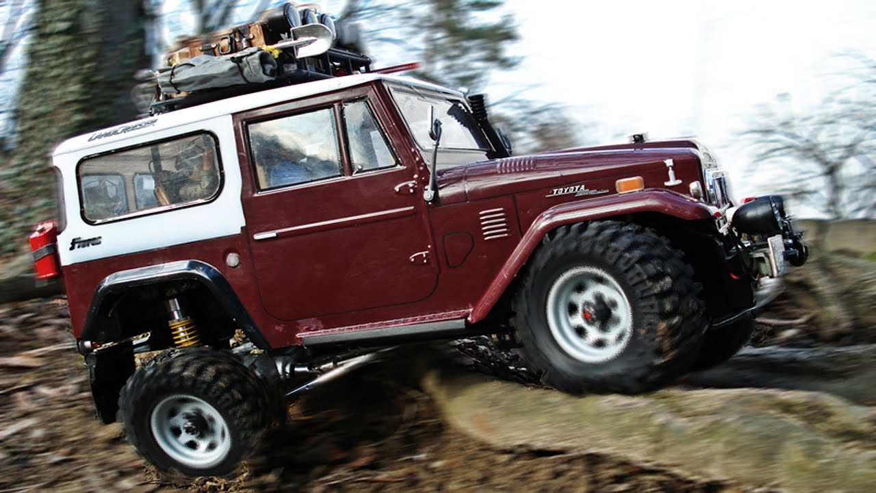 Bobby Rahal Used Cars Mechanicsburg Pa >> Rc Toyota Land Cruiser 40 40 Youtube | Autos Post