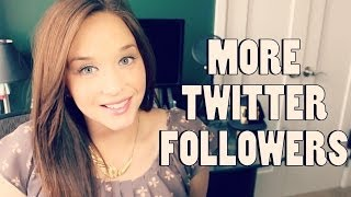 Top 5 Ways To Get More Followers On Twitter