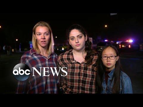 加州枪击现场华裔女看到枪手 吓到屏气 惊险逃生