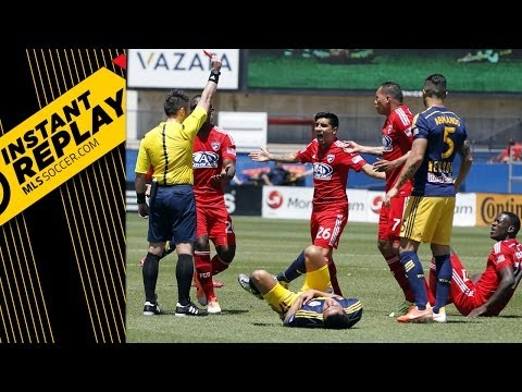 Early Watson red card dooms Dallas, RSL comeback examined | Instant Replay