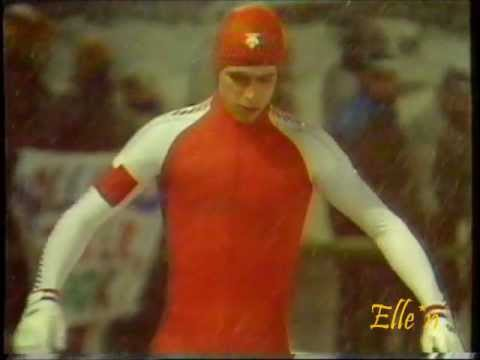 Olympic Winter Games Sarajevo 1984 – 500 m Pikkupeura – Hadschieff