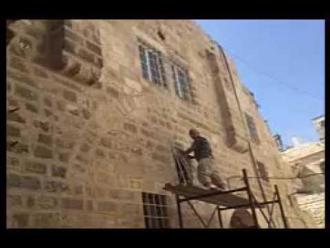 صباحكم رضا/ ترميم المنازل في القدس -تقديم / روز الزرو