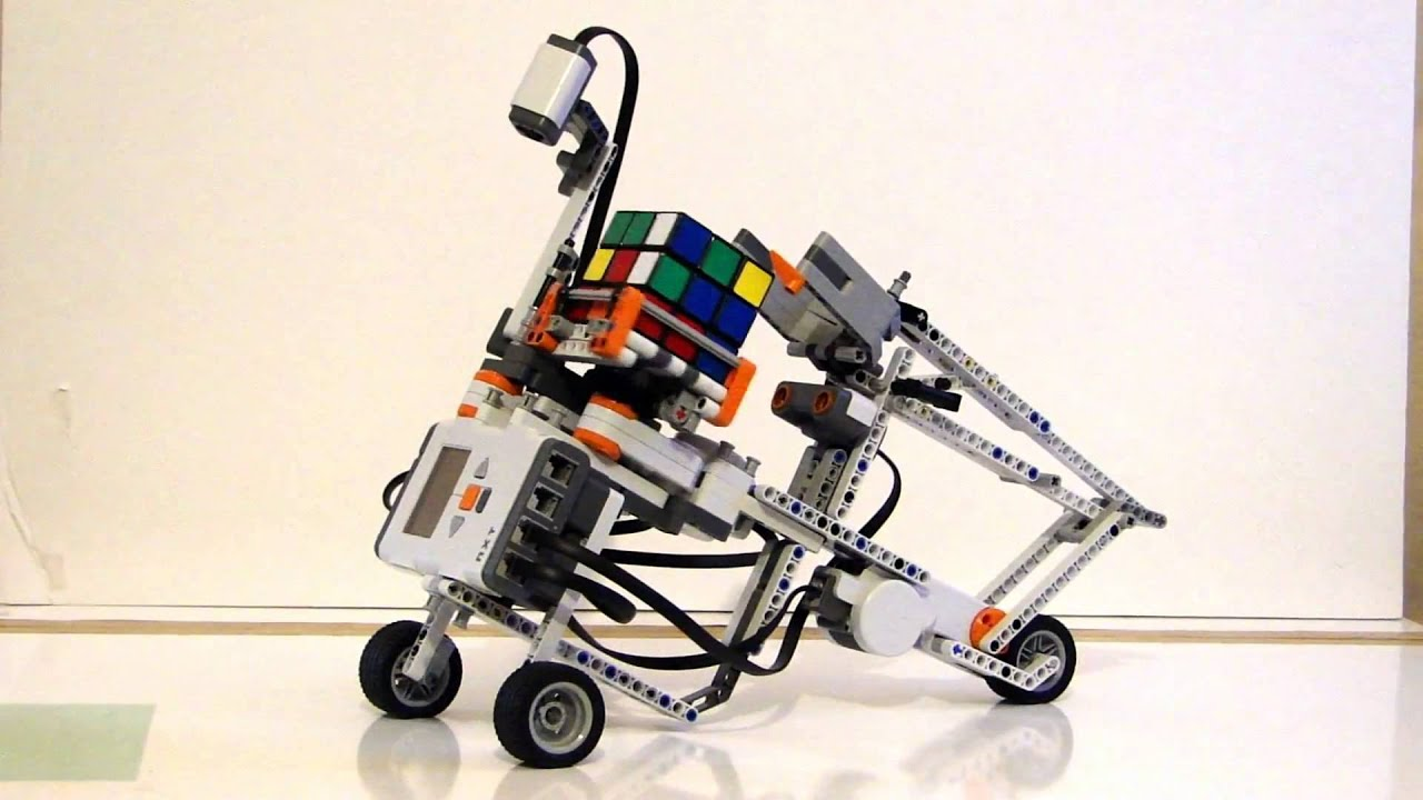 lego mindstorms projects 3) cube solving robots our favorite lego mindstorms robot we have built so far is the mindcuber robot this creation by david gilday immediately captured our attention.