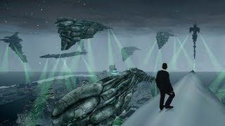 GTA 4 Alien Invasion (EVE Online)